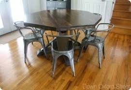 Octagon Dining Table By Adorable Octagon Kitchen Table Home - Octagon kitchen table