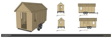 simple to build house plans tiny house plans tiny home builders