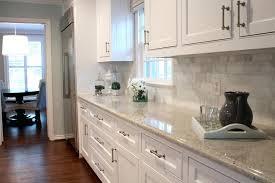 Marble Subway Tile Kitchen Backsplash Marble Tile Backsplash Openpoll Me
