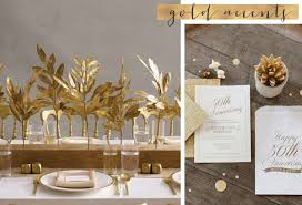 gifts for 50th wedding anniversary gold decorations for 50th wedding anniversary wedding