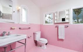 pink bathroom decorating ideas pink tile bathroom decorating ideas home interior decorating