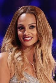 the secret behind bgt judge alesha dixon s luscious locks hair