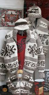 diane krys the cowichan sweater tradition