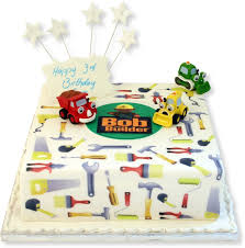 30 best bob the builder cakes images on pinterest bobs birthday