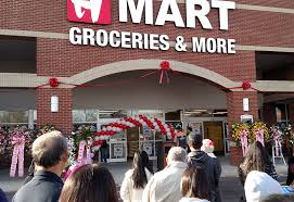 hmart opening brings out record crowd carycitizen