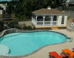 vinyl rectangle pool houses pool houses by style vinyl rectangle pool houses