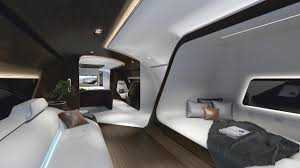 why private jets are the ultimate interior design challenge boat