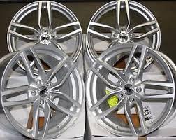 audi drc 17 silver drc drs alloy wheels fits audi a3 a4 a6 a8 q3 q5 tt 06