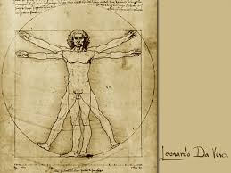 Leonardo Da Vinci Human Anatomy Drawings Leonardo Da Vinci Vitruvian Man Ink On Canvas The Vitruvian Man