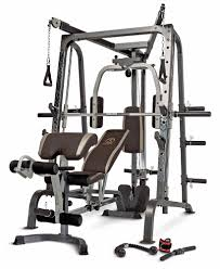 marcy ab bench diamond elite smith cage system md 9010g review