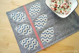7 free quilted placemat patterns you ll on craftsy