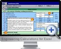 Engineering Excel Templates Engineering Calculation Templates Excel Addin For Engineering