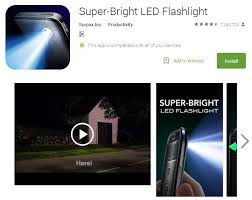 best flashlight for android top 15 best free flashlight apps brightest torch app andy tips