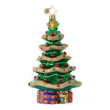 christopher radko ornaments radko trees garland tree