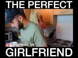 Perfect Girlfriend Meme - the perfect girlfriend credit brookelyn x woody kleiny