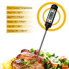 sonde de temperature cuisine numérique thermomètre à viande cuisson des aliments cuisine bbq
