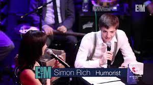 Seeking Book Simon Rich Comedy Writer Simon Rich Reveals His Secrets To Success Employee