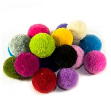 wool pom pom multipacks