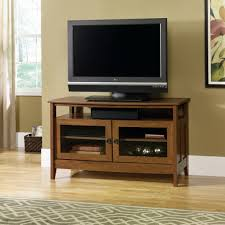 furniture u0026 rug sauder white tv stand sauder beginnings corner