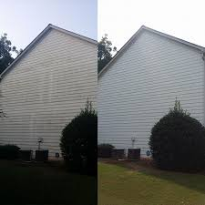 Home Exterior Cleaning Services - exterior cleaning contractor pressure washing