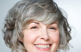 white hair with black lowlights how to go gray naturally next avenue