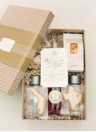 wedding welcome boxes luxurious tented naples wedding from lucia events keepsakes