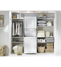 Laundry Room Storage Ideas by Interior Design Modern Stackable Washer Dryer For Your Laundry