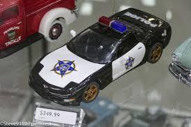 police corvette police car toy corvette los angeles california usa