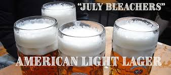 american light lager recipe july bleacher american lager recipe the beverage people