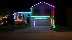 green halloween lights i want candy with wonka intro 2016 halloween light show youtube
