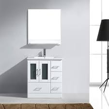Zola Bathroom Furniture Zola 30 Single Vanity Virtu Usa