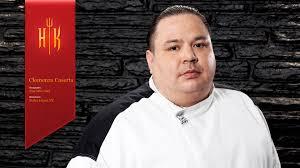 Hells Kitchen Movie Staten Island U0027s Clemenza Caserta Jr Is A Contestant On Fox U0027s