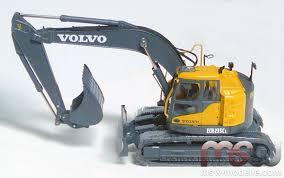 trak volvo model motorart volvo ecr 235 cl mit tl tracked earthmover 1 50