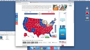 Create Electoral Map Todays Electoral College Map Astrology And Politics 2016 Us