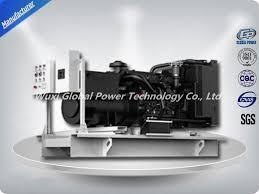 500 kva perkins engine industrial generator set 3 phase open type