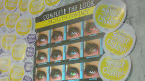 spirit halloween color contacts halloween cosmetic contact lenses may carry health risk the signal
