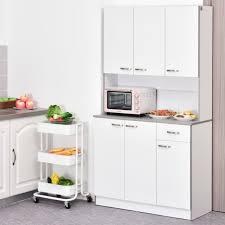white kitchen wall display cabinets kitchen cupboard storage cabinet pantry wooden organizer shelf furniture white