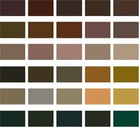 colour requirements for buildings on great barrier island