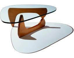 isamu noguchi style coffee table noguchi coffee table hivemodern com