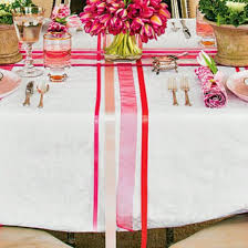 Pink Table L Ciao Newport An Easter Table In Pink