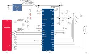 automotive floor plans infineon u2013 tld5541 1qv u2013 litix power flex u2013 automotive led driver ic