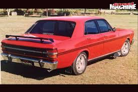 1990 Falcon Gallery Readers U0027 First Cars Part 1 Tony Grasso Xy Street Machine
