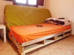 Sofa Bed Warehouse Diy Pallet Sofa Bed 99 Pallets