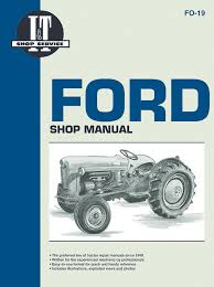 ford jubilee shop manual 100 images ford 8n manual ebay ford