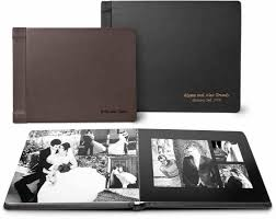 Leather Bound Wedding Album What Is A Lay Flat Photo Book U2013 Photobookgirl Com
