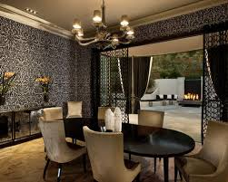 Hollywood Regency Dining Room Houzz - Regency dining room