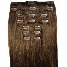hair extension luxurilocks malaysian clip in human hair extension