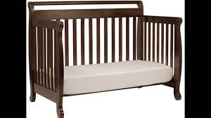 Davinci Kalani 4 In 1 Convertible Crib by Details Davinci Emily 4 In 1 Convertible Crib Youtube
