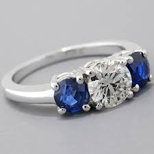 estate engagement rings three engagement rings estate engagement ring