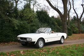 peugeot 504 1982 peugeot 504 convertible 2 0l classic driver market